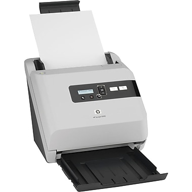 HP Scanjet 5000 Document Sheet-feed Scanner, White