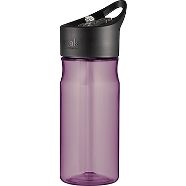 Intak by Thermos Hydration Bottle, Purple, 18 oz