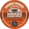 Keurig® K-Cup® Green Mountain® Donut House™ Chocolate Glazed Donut Coffee, Regular, 24 Pack