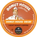 Keurig K-Cup Donut House Collection Coffee, Decaffeinated, 24 K-Cups/Pack