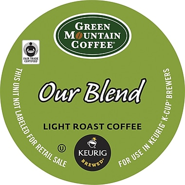 Keurig® K-Cup® Green Mountain® Our Blend Coffee, Regular, 24 Pack