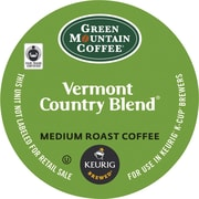 Green Mountain Coffee® Vermont Country Blend® Coffee K-Cup® Packs, 96/Ct