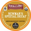 Keurig&reg K-Cup® Newman's Own® Organics Special Decaf Coffee, 18 Pack