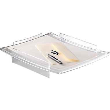 CEP®  AcryLight Letter Tray, Clear