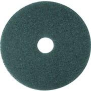 "3M™ Niagara Cleaning Floor Pad, 20"", Blue, 5/Pack"