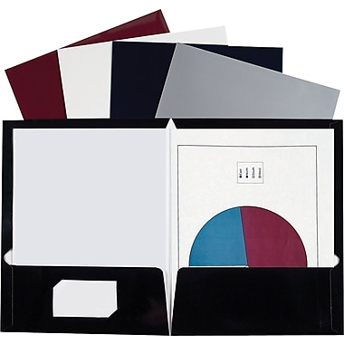 Oxford® Twin-Pocket ShowFolios
