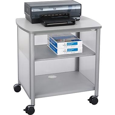 Safco® - Table pour appareil Impromptu, grise
