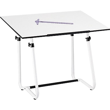 Safco® Vista Drawing Table Base