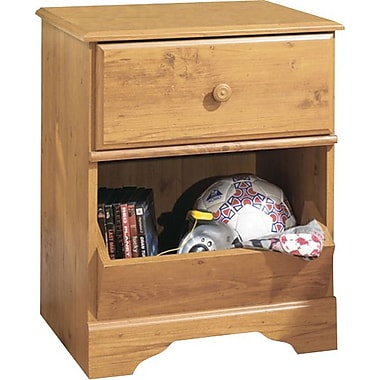 South Shore Little Treasures Collection Night Stand, Country Pine