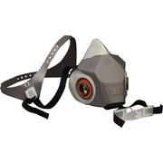 3M OH&ESD Half Facepiece Reusable Respirator, Medium