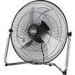 Black & Decker High Velocity Floor Fan, 18in.