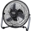 Black & Decker Personal Metal Fan, 6in.