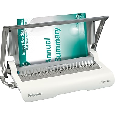 Fellowes Star Plus Binding Machine