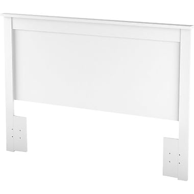 South Shore Vito Collection Full/Queen Headboard, White