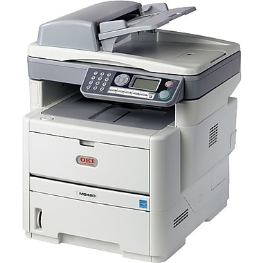 OKI MB480 Multi-Function (120V) Printer