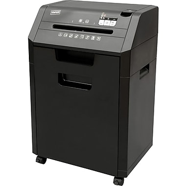 Staples 18-Sheet Cross-Cut Shredder with USB Destroyer