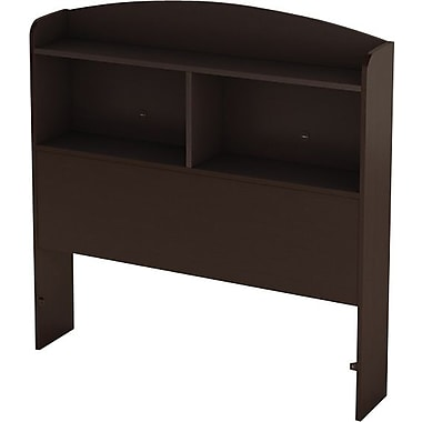 South Shore Vito Collection Twin Bookcase Headboard (39