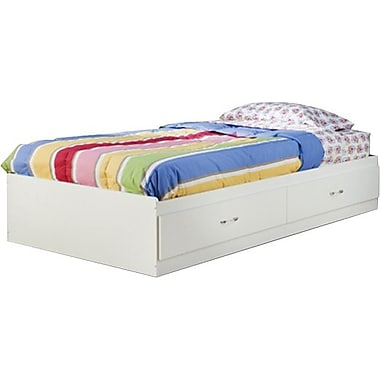 South Shore Vito Collection Twin Mates Bed (39