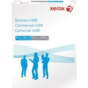 Xerox Business 4200 Copier/Laser Paper, 24 lb., 8 1/2 x 11, 500/Ream