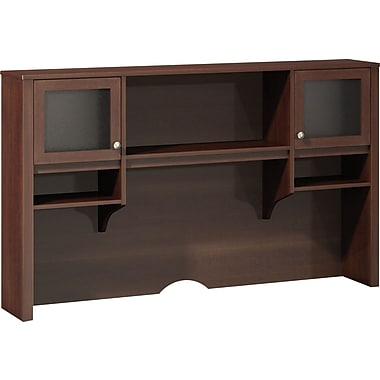 kathy ireland by Bush Grand Expressions 66in. Hutch, Warm Molasses