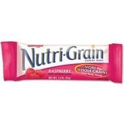 Kellogg's® Raspberry Flavored Nutri-Grain Bars, 1.3 oz. Bars, 16 Bars/Box