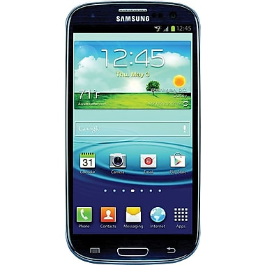 Verizon Wireless Samsung Galaxy S III, Blue