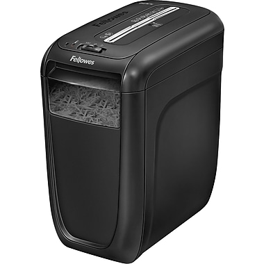Fellowes Powershred® 60Cs 10 Sheet Cross-Cut Shredder