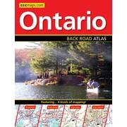 MapArt Ontario Road Atlas