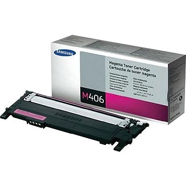 Samsung CLT-M406S Magenta Toner Cartridge