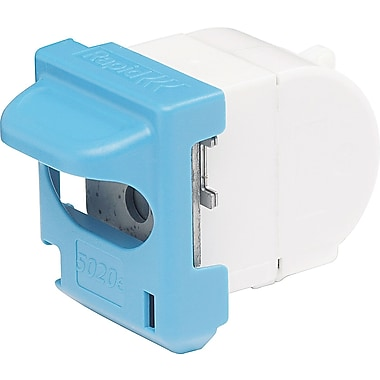 Rapid Cartridge Staples, 25 Sheet Capacity, 1,500/Strip