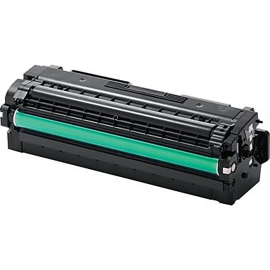 Samsung CLT-C506L Cyan Toner Cartridge, High Yield (CLT-C506L/XAA)