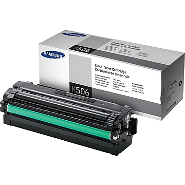 Samsung Black Toner Cartridge (CLT-K506L), High Yield