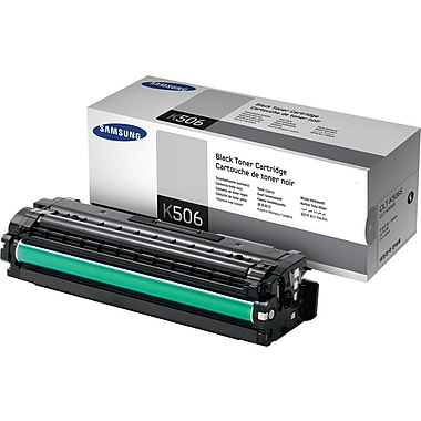 Samsung Black Toner Cartridge (CLT-K506S)