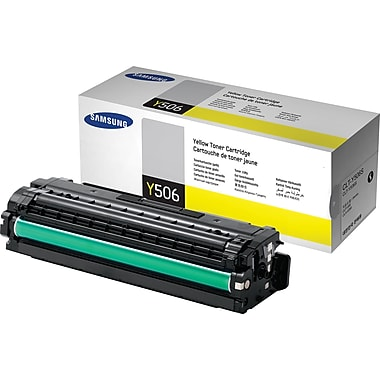Samsung 506 Yellow Toner Cartridge (CLT-Y506S)