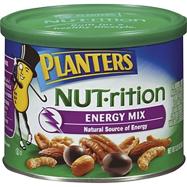 Planters Nutrition Energy Mix, 9.25 oz.