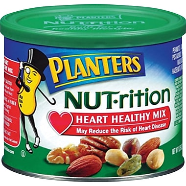 Planters® Nutrition Heart Healthy Mix, 9.75 oz.
