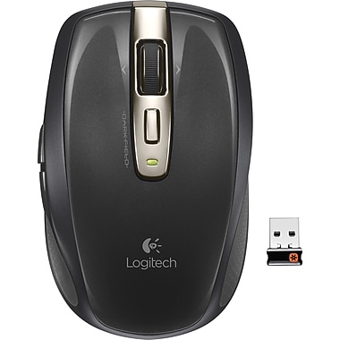 Logitech Anywhere MX Wireless Laser Mouse (910-002896)