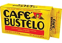 Cafe Bustelo® Espresso Coffee, 10 oz. Brick