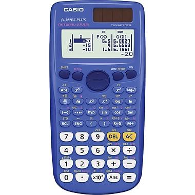 Casio FX-300ESPLUS Scientific Calculator, Blue
