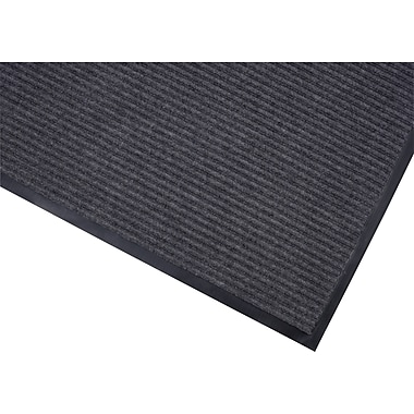 Brighton Professional™ Wiper/Scraper Floor Mat, 48in.W x 72in.L, Charcoal