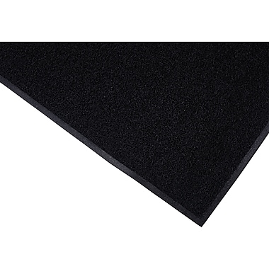 Brighton Professional Scraper Floor Mat, Black