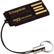 Kingston G2 USB 2.0 microSDHC Flash Memory Card Reader FCR-MRG2