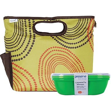 Blue Avocado Preserve Clutch Kit, Green Avodot