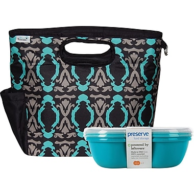 Blue Avocado Preserve Clutch Kit, Black Baroque