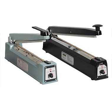 Staples 12in. Wide Seal Impulse Sealer, 1 Each