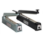 Staples 16 Impulse Sealer with Cutter, 1 Each