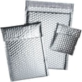 Staples 12in. x 17in. Cool Shield Bubble Mailer, 50/Case
