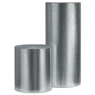 48in. x 125' - Staples Cool Shield Bubble Rolls, 1 Roll
