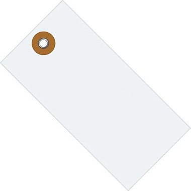 5 1/4in. x 2 5/8in. Tyvek® Shipping Tag, 1000/Case