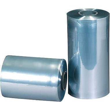 10in. x 60 Gauge x 2500' Reynolon 5044 PVC Shrink Film, 2/Pack